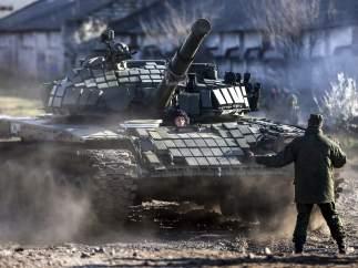 Despliegue militar ruso en Crimea