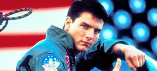 Tom Cruise lo confirma: el año próximo se rodará 'Top Gun 2'
