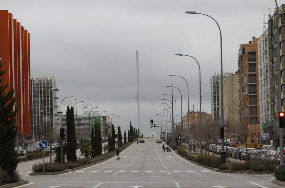 Madrid incorpora como barrio a ensanche de vallecas y ya for Ahorro total vallecas