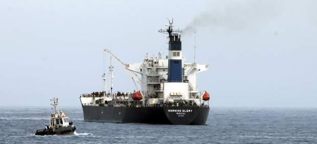 Capturado en alta mar por comprar petróleo ilegalmente