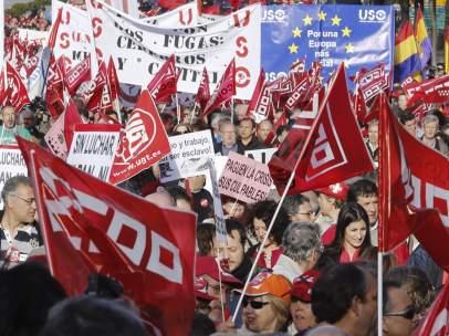 Contra las políticas de austeridad