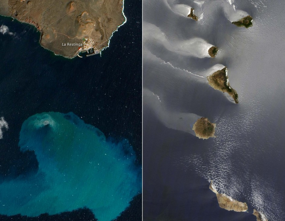 Una foto de Canarias gana el concurso de mejor imagen del año de la NAS