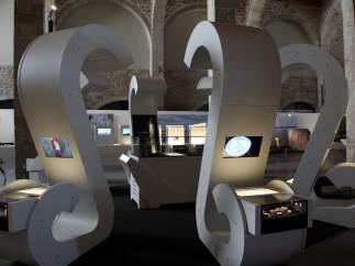 La muestra 'vikingos' del Museu Marítim de Barcelona.