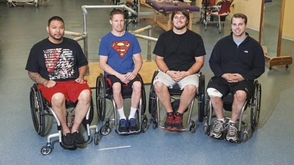 Estimulación eléctrica contra la paraplejia