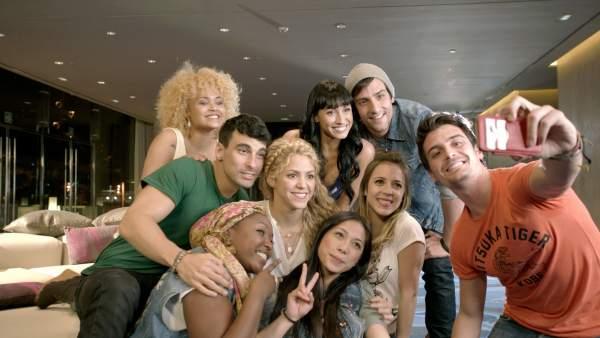 Shakira en 'Dreamland'