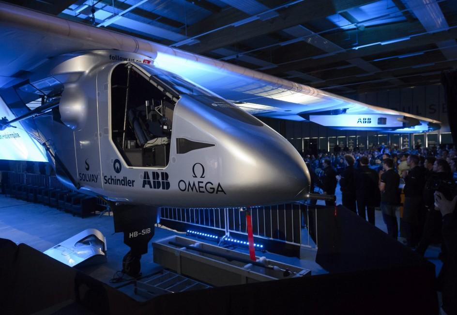 Un avión solar capaz de recorrer miles de kilómetros