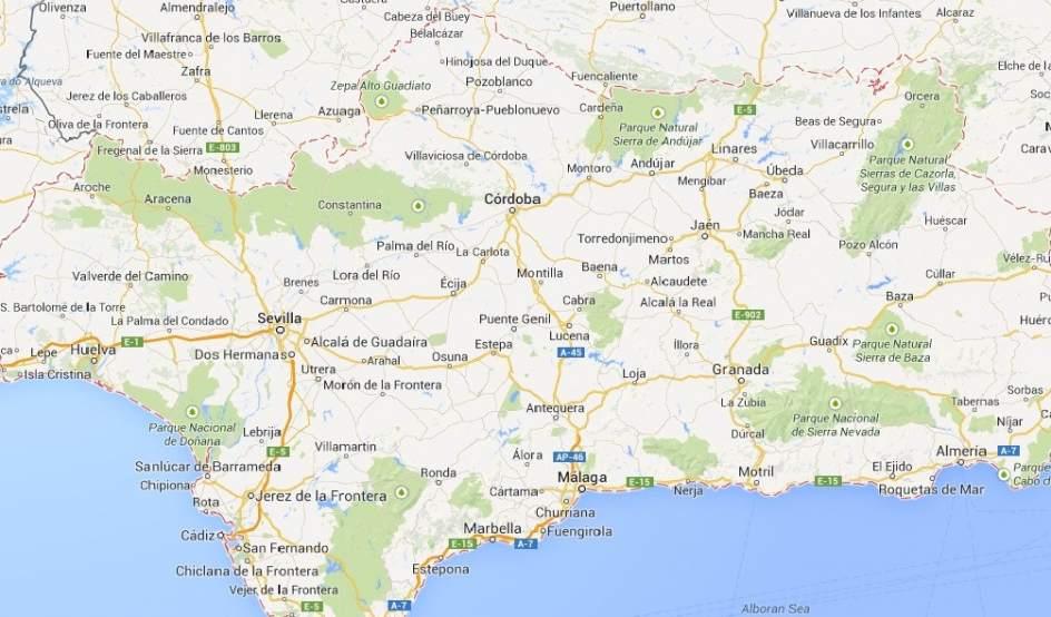 Hay 98 pueblos en Andaluca con menos de 500 habitantes  20minutoses