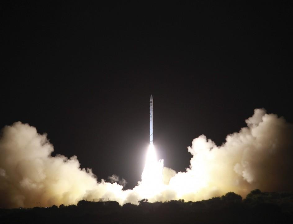 Israel pone en órbita un nuevo satélite de vigilancia