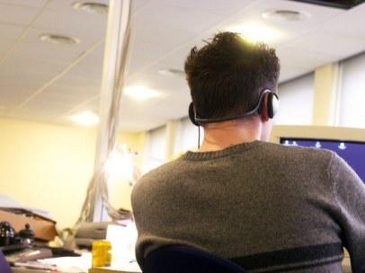 Música en la oficina