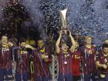 El Barça, campeón de la ASOBAL