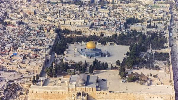 Explanada de las Mezquitas (Jerusalén)