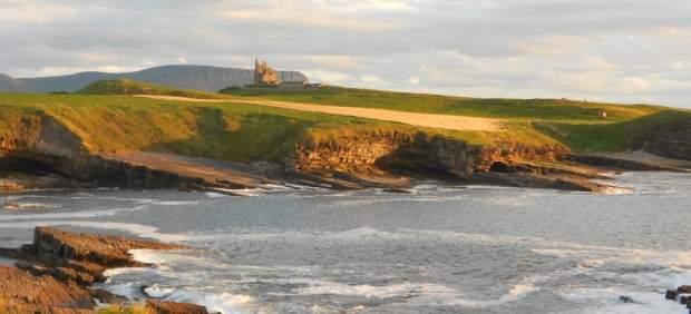 Irlanda, costa atlántica