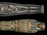Exposición de momias en el Musero Británico
