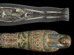 Descubren dos nuevas tumbas faraónicas en Egipto