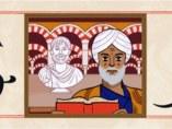 Averroes, doodle de Google
