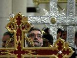Via Crucis en la Almudena