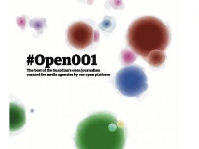 #Open001 primer periódico hecho por un robot