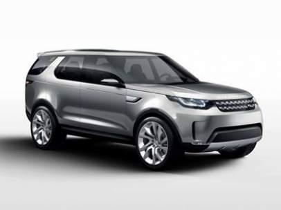 Land Rover desvela en Nueva York el futuro Discovery