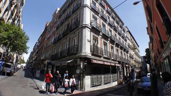 Hostal en Madrid