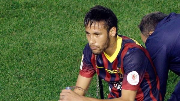 El Barcelona se expone a una multa de 54,6 millones por el 'caso Neymar'