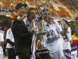 Victoria del Real Madrid en la Copa del Rey