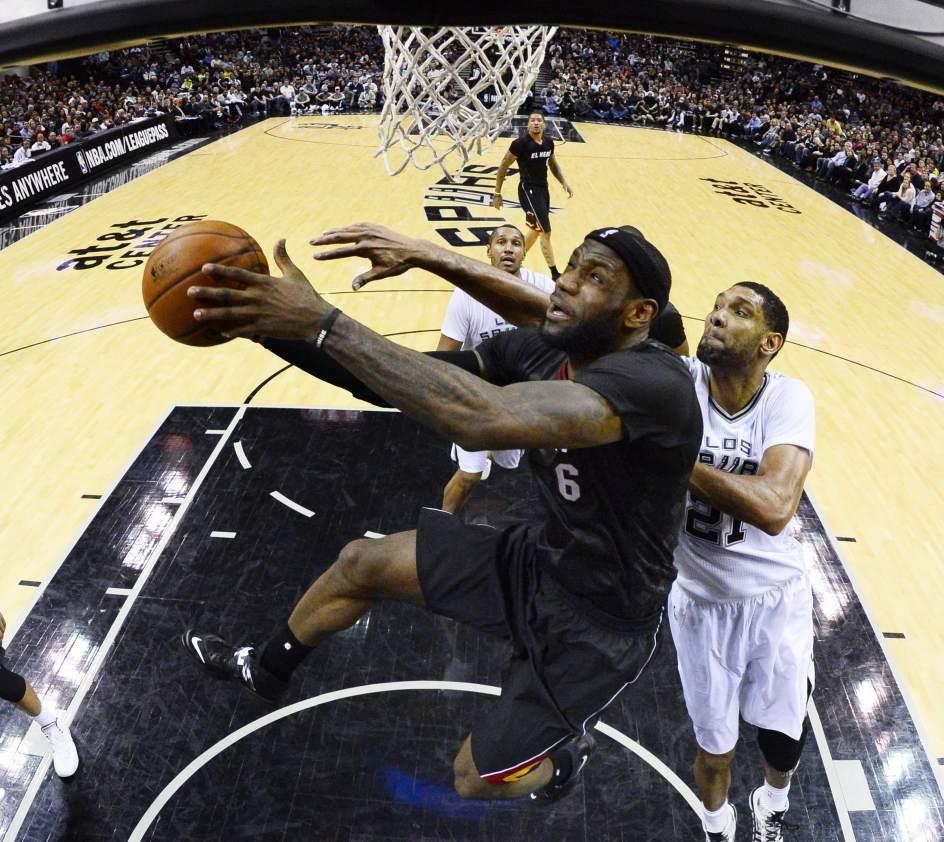 ¿Quién Ganará La NBA? ¿El Concepto De Equipo De Los Spurs