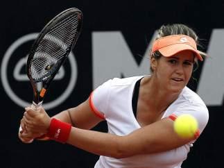Tita Torró, en la Copa Federación de tenis