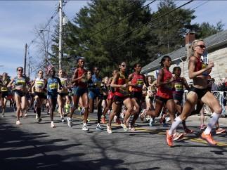 Participación masiva en Boston