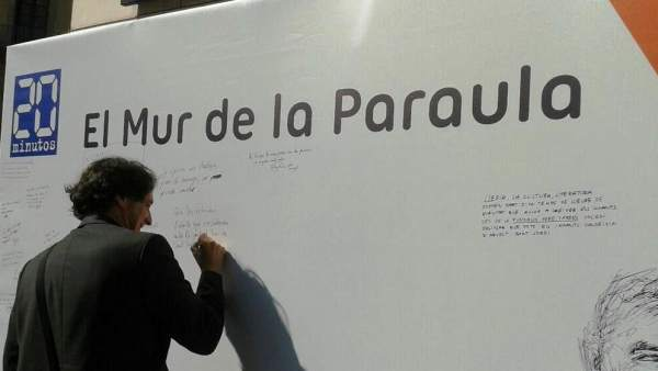 Jordi Portabella en El Mur de la Paraula