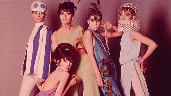 Models in Blow-Up (Regie: Michelangelo Antonioni), 1966