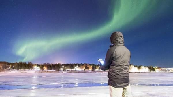 Expedición al Ártico