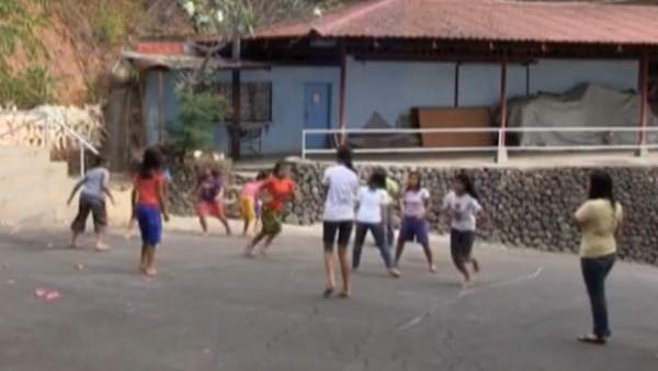 Centro de Filipinas contra la pederastia