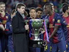 Campeón de la Liga 2012-2013
