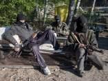 Prorrusos en Ucrania