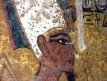 Réplica de la tumba de Tutankamón