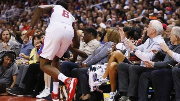 Partido de los Clippers