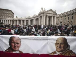 Canonización de los papas