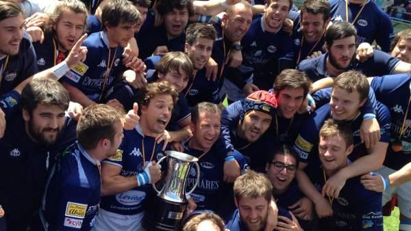 Copa del Rey de rugby 2014