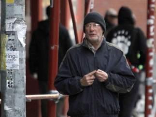 Richard Gere, de vagabundo