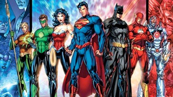 Zack Snyder dirigirá 'La Liga de la Justicia', que une a todos los grandes superhéroes de DC