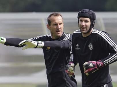 Cech y Schwarzer