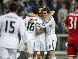 Real Madrid triunfa sobre el Bayern