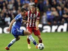 Filipe Luis pide salir del Atlético de Madrid