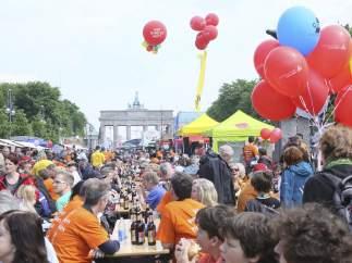 Día de fiesta en Berlín