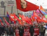 El Primero de Mayo en Ucrania
