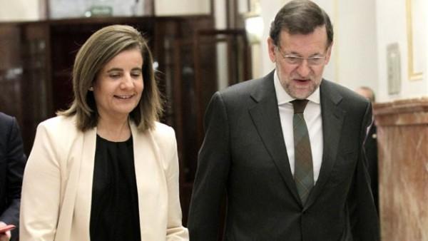 Bañez y Rajoy
