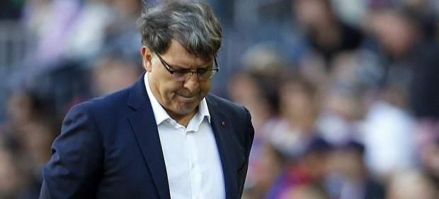 """'Tata' Martino: """"Lo mío en el Barça fue un fracaso total"""""""