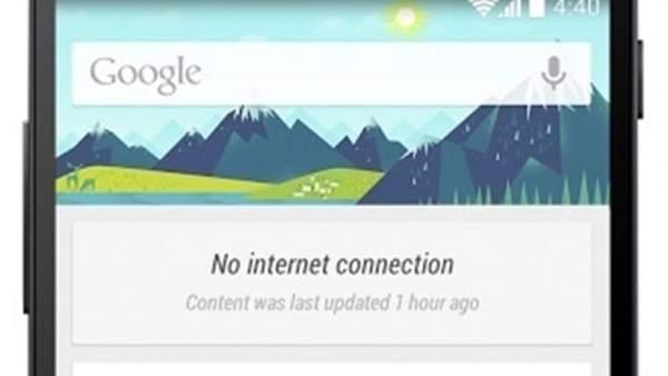 La aplicación Google Now ya no necesita Internet para mostrar la agenda de los usuarios