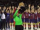 El Barça de hockey, campeón de Europa