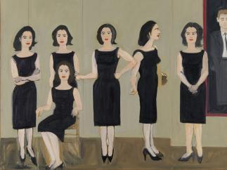 'The Black Dress',1960